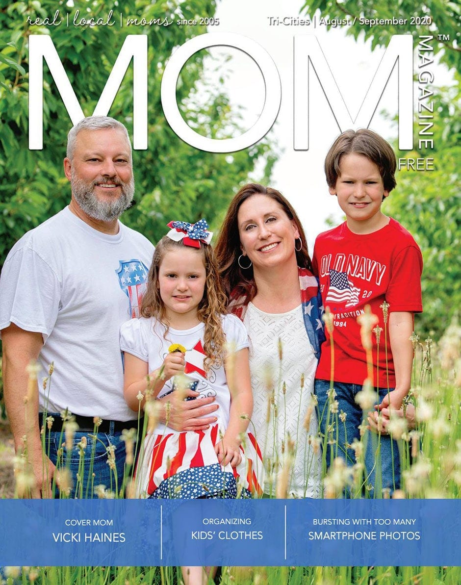 Meet Vickie Haines - MOM Magazine